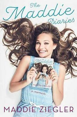 NEW The Maddie Diaries By Maddie Ziegler Hardcover Free Shipping