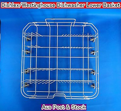 Westinhouse/Dishlex Dishwasher Spare Parts Lower Rack Basket (S231) Used