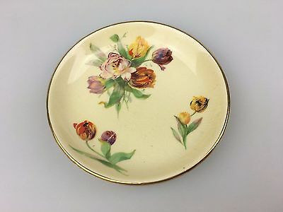Vintage - Royal Doulton - Small Dish 9.5 Cm Round - D5099 - Made In England