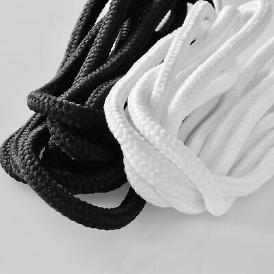 Jordan 11 Thick Shoelaces Og Laces White And Black Xi Replacement Shoelaces Lot