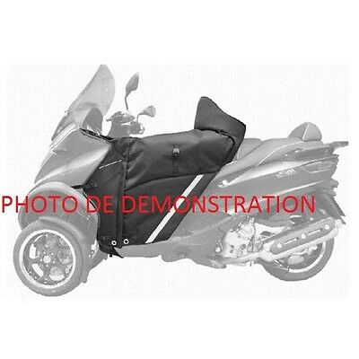 Tablier De Protection Piaggio 125 Mp3 2006/14 Doublure Chaude Montage Facile