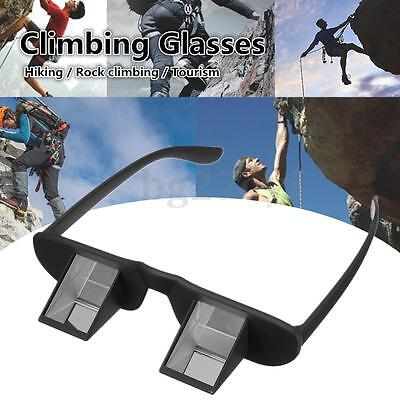 Lazy Refractive Glasses Climbing Goggles Prism Spectacles Reading Watching TV