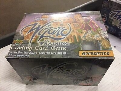 Wizard In Training 1st Edition 10-deck Starter  Box For Card Game TCG CCG