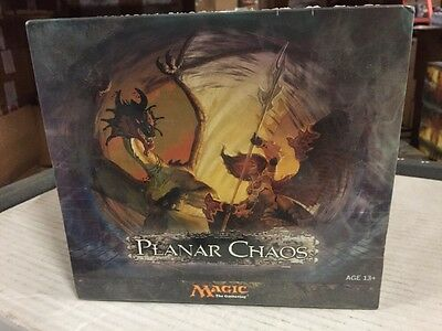 Magic The Gathering Planar Chaos Fat Pack For Card Game MTG CCG TCG