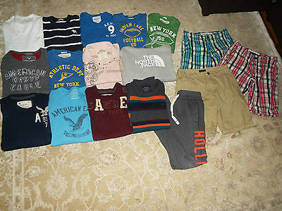 size 29 Small Medium American Eagle Outfitters Hollister Abercrombie Aero lot