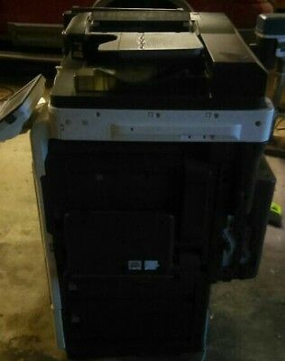 Konica Minolta Bizhub C353 Color Printer Copy Printing Network with Sorter