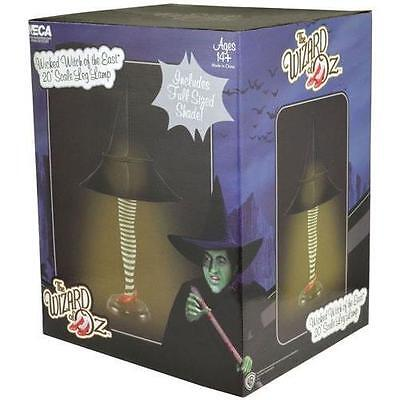 Wizard Of Oz - Wicked Witch Of The East Leg 20 Inch Lamp - New & Official