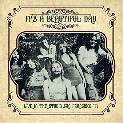 It's A Beautiful Day – Live In The Studio San Francisco '71 (New/Sealed) Cd