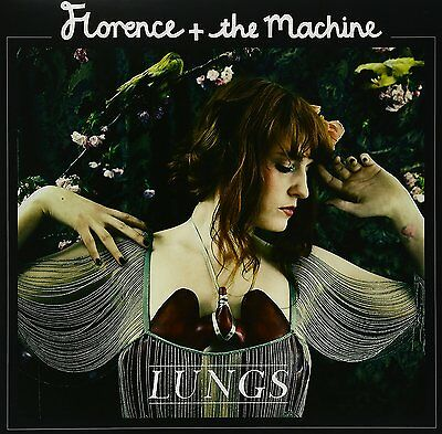 FLORENCE + THE Machine - Lungs [New Vinyl] Digital Download - $17 67