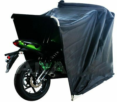 Large Waterproof Motorcycle Cover. Mobility Scooter, Motorbike, Bike Shelter