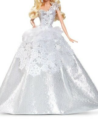 Silver winter holiday snowflake dress  model muse some royalty silkstone barbie