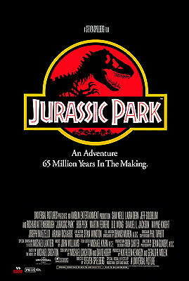 Jurassic Park Movie Poster 61x91 cm ECONOMY