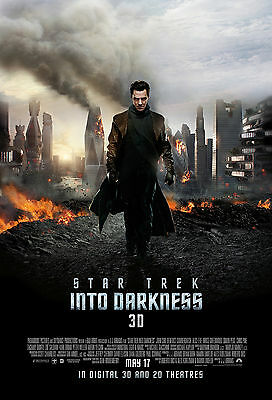 Star Trek Into Darkness - Star Trek: En la oscuridad Poster 61x91 cm ECONOMY