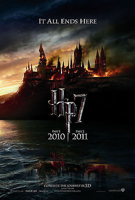 Harry Potter and the Deathly Hallows Poster 61x91 cm  ECONOMY