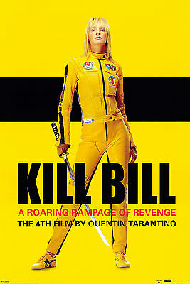 Kill Bill Poster 61x91 cm ECONOMY