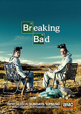 Breaking Bad Poster 61x91 cm ECONOMY