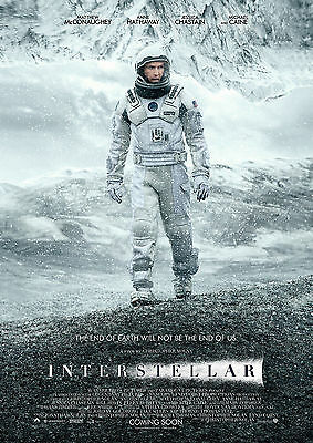 Interstellar Poster 61x91 cm ECONOMY