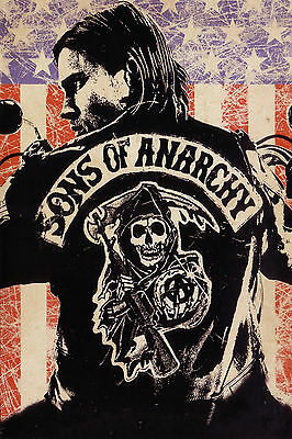 Sons of Anarchy  Poster 61x91 cm ECONOMY
