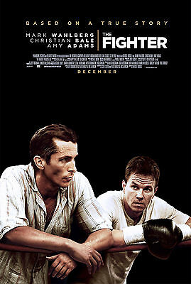 The Fighter Movie Poster 61x91 cm ECONOMY