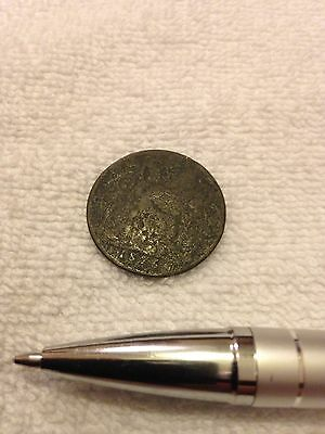 1876  Queen Victoria Unknown Coin - see pictures!!
