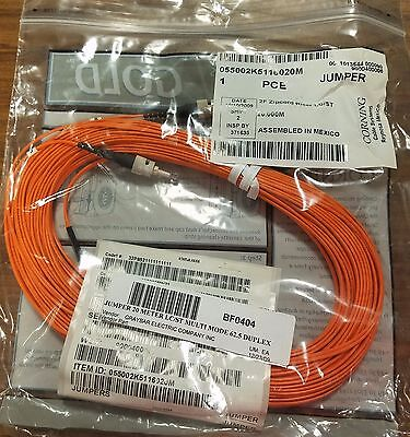 Corning Cable Systems 040402R5120002M FIBER OPTIC