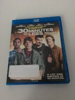 30 minutes or less // blu-ray // no dvd // item #1807