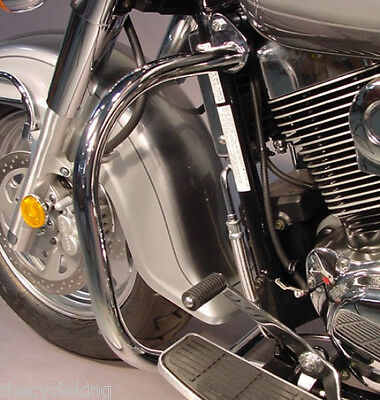 1998-2009 Suzuki C90/C90T Boulevard VL1500 LC Intruder Chrome Crash/Highway Bar