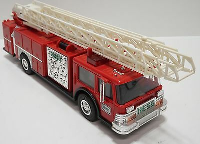 1986 Hess Toy Fire Truck with Bank