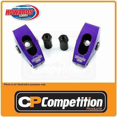 Howards Billet Alloy Roller Rocker Set Small Block Chev 1.5 7/16