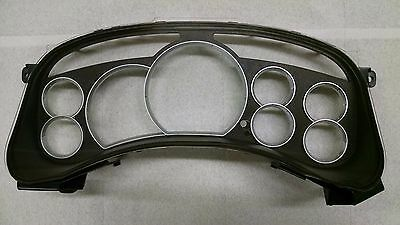 1999 00 01 2002 Cadillac Escalade Speedometer Cluster Clear Lens Cover OEM New