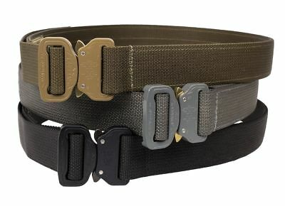 """Elite Survival Systems CO Shooters Belt with Cobra Buckle, 1.5"""""""