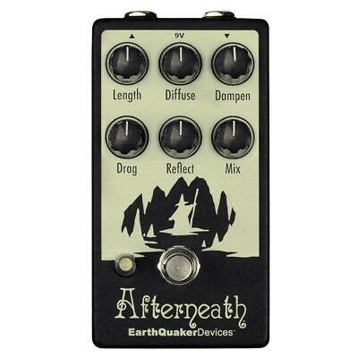 Earthquaker Devices Afterneath V2 Otherworldly Ambient Reverb
