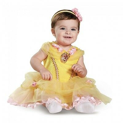 Infant Belle Deluxe Costume Disguise 99894
