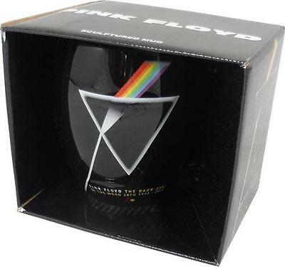 Pink Floyd - Dark Side Of The Moon Sculptured Mug - New & Official In Box