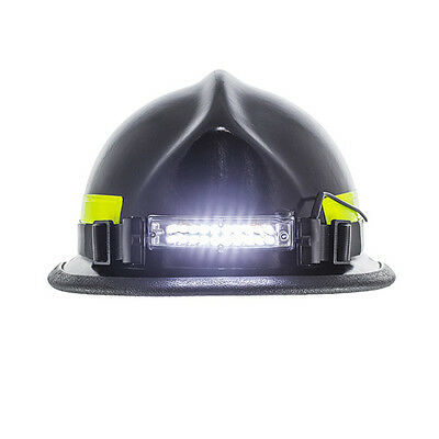 FoxFury Command 20 Fire Helmet Light, Black 420-006 Flashlight