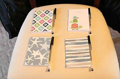 Thirty One Mini Note Book Pad Journal Spring Prints New