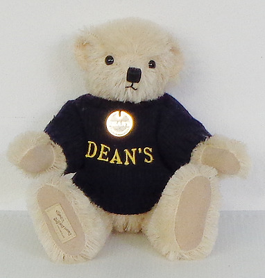 Dean's Rag Book Bear Gregory Limited Edition