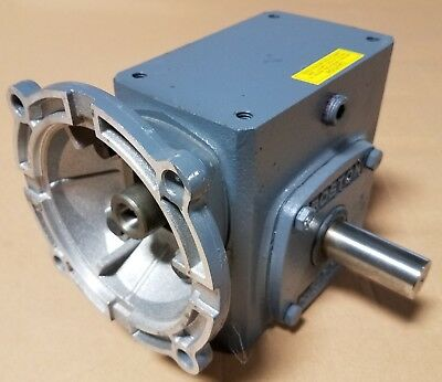 New Boston Gear Reducer   /    F721-20-B5-J     20:1 Ratio