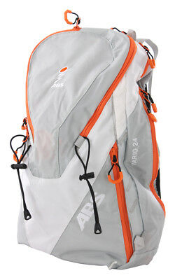 ABS VARIO 24L Zip-On Pack 2016 silver/orange