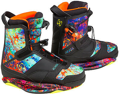 RONIX FRANK Boots 2017 everything Wakeboard Bindung