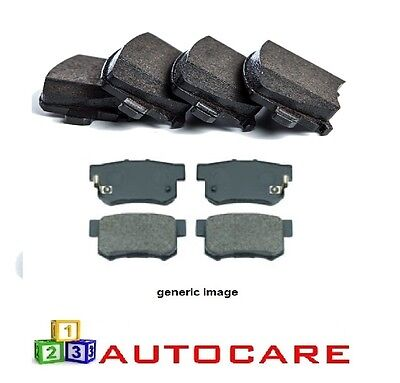 Front And Rear Brake Pads For Renault Megane MK2 2002-2006