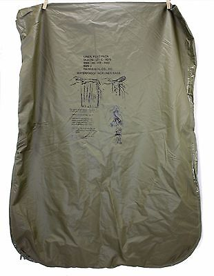ALICE Field Pack US Military Waterproof Dry Bag Pack Liner Olive Drab Size 3 New