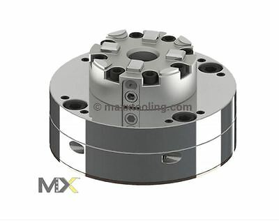 SYSTEM 3R COMPATIBLE 3R-600.24-S MACRO MANUAL CHUCK W/PLATE for EDM