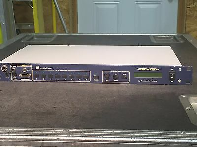 Analog Way Octo Plus - OCP802 Up-Down Computer Scaler Switcher