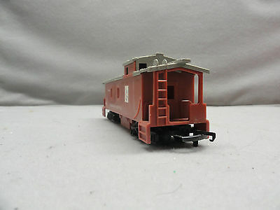 Triang Transcontinental R1152 Cp Caboose - Brown Rare