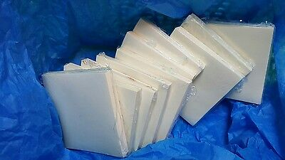 3x3 Sticky notes, Lot of 10 pads (100 sheets per pad) Individually wrapped
