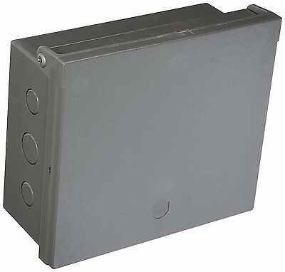 Arlington Electronic Enclosure Box, Electrical Project Junction, 7 x 8 x 3.5 New