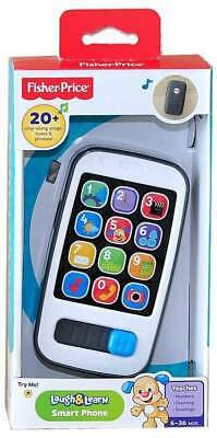 Fisher-Price Laugh & Learn Smart Phone (BHC01)