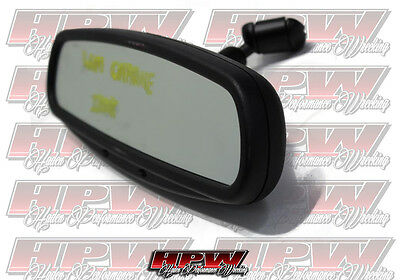 Dimming WM Caprice & Grange rear view vision mirror windscreen mounted