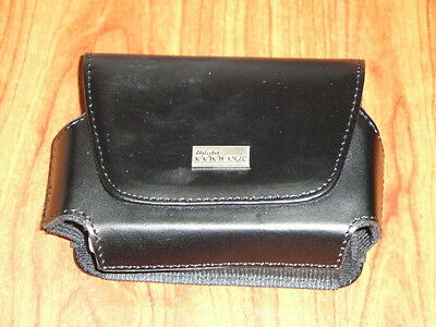 New OEM Genuine Nikon Leather Carrying Case for Coolpix Digital Cameras - 11742